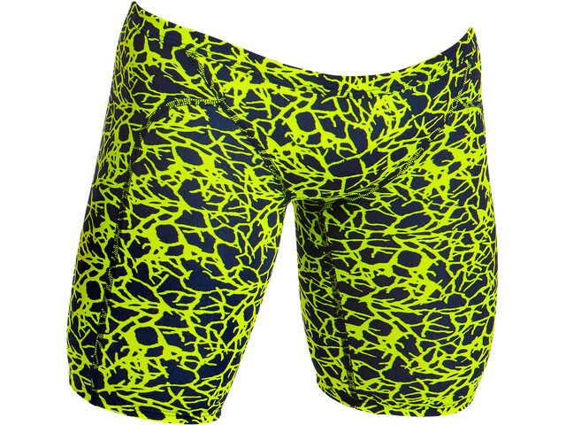 Funky Trunks Training Jammers Men coral gold